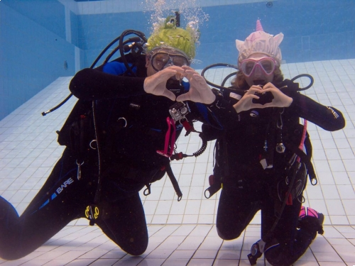 PADI Woman Dive Day 2017